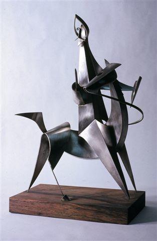 Silver Don Quixote